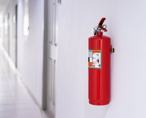 Extintores DPC Seguridad